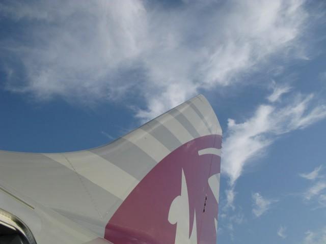Небо над Дохой