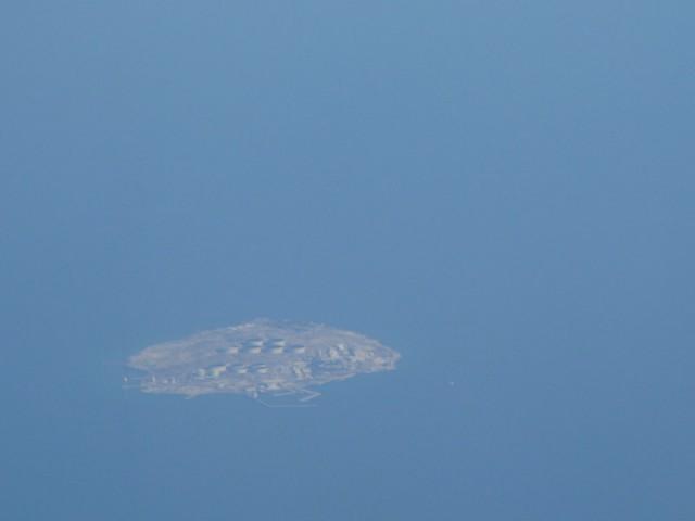 Островок в Персидском заливе