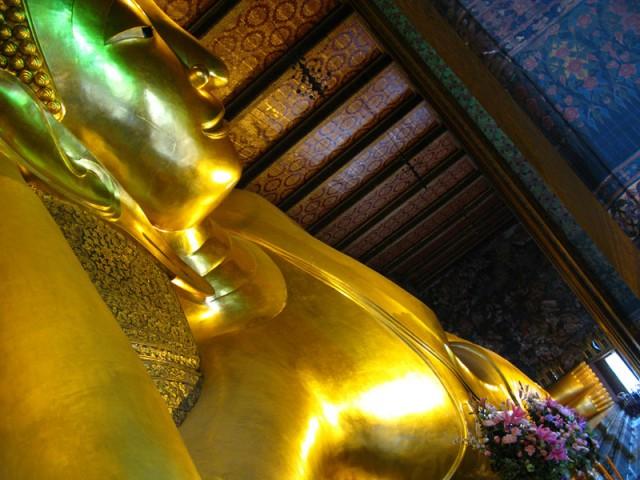 Ват Пхо. Бангкок. Таиланд