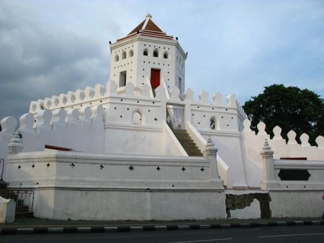 Форт в Бангкоке