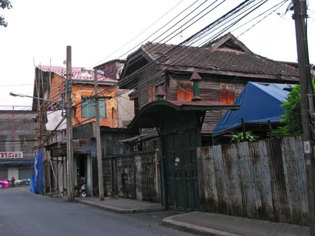 Квартальчик Бангкока