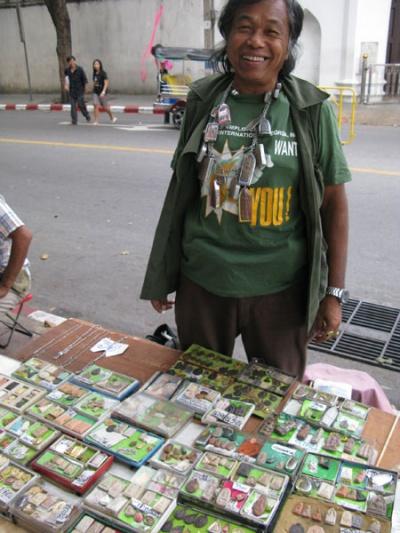 Амулет-маркет в Бангкоке