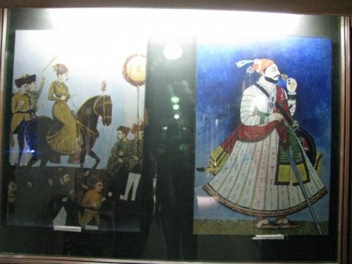 в Музее Махараштры, Пуна