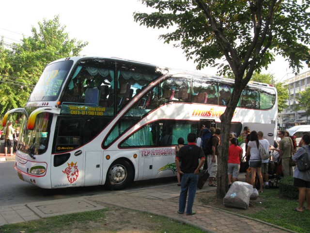 Автобус до КоЧанга