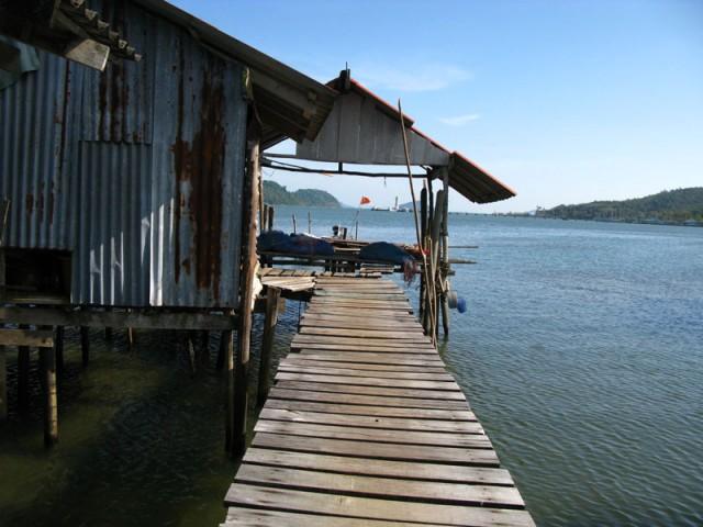 Кочанг, рыбачкие деревни