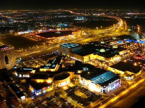 seef mall, aali mall and bahrain mall by adarshr