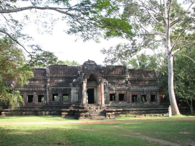 Окраины Ангкор Вата