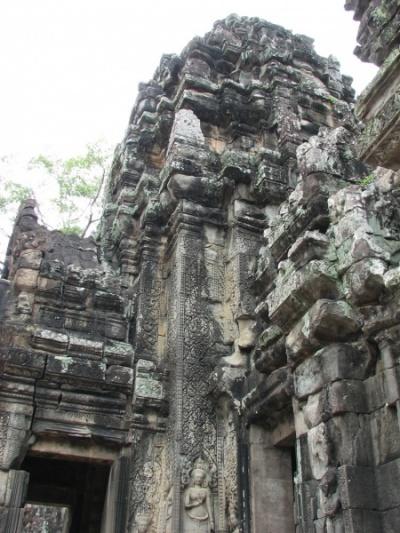 Томаннон.Небольшие храмы после реставрации