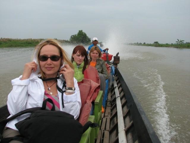 Отряд путешественниц )