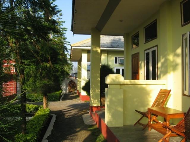 Наш отельчик в Ньян Шуэ