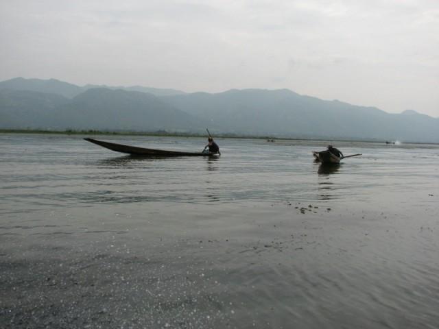 Рыбак и снасти