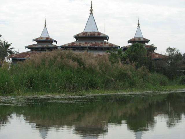 Очередной монастырь