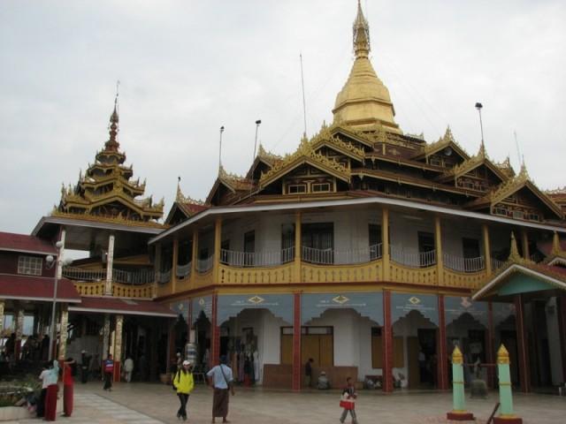 Монастырь Нга Пхе Чьяунг