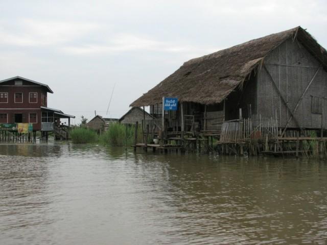 Снова деревни