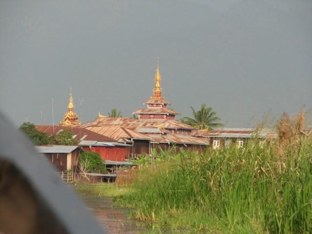Опять монастырь