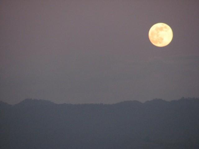 Лунные восходы )