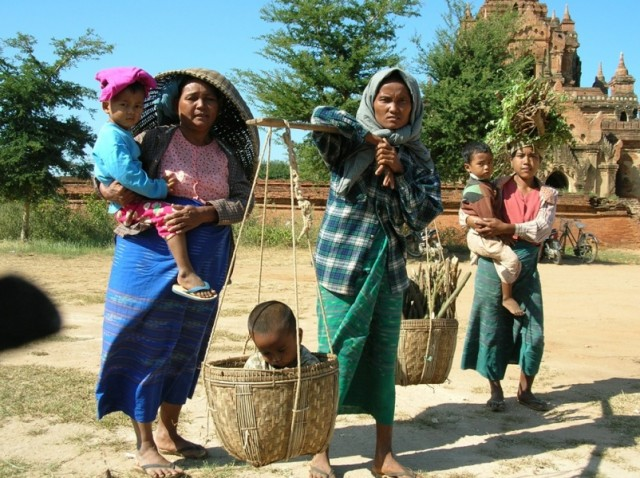 Вот такие вот мьянмарцы