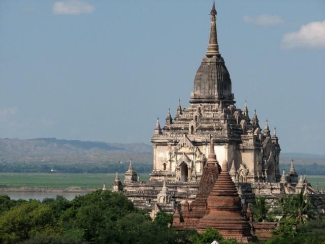 Храмы Багана