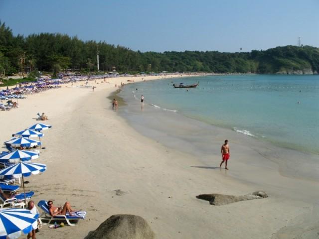 Пляж Mumnai Beach