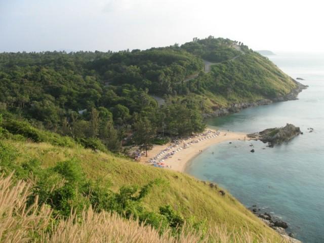 Вид на Yanui Beach