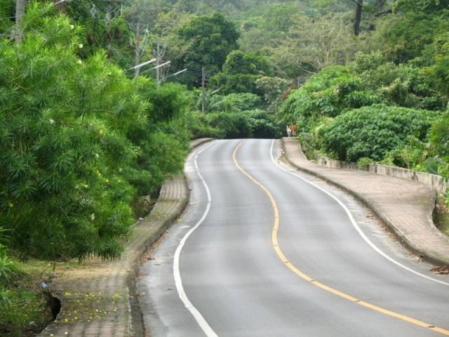 Дорога на Тритранг