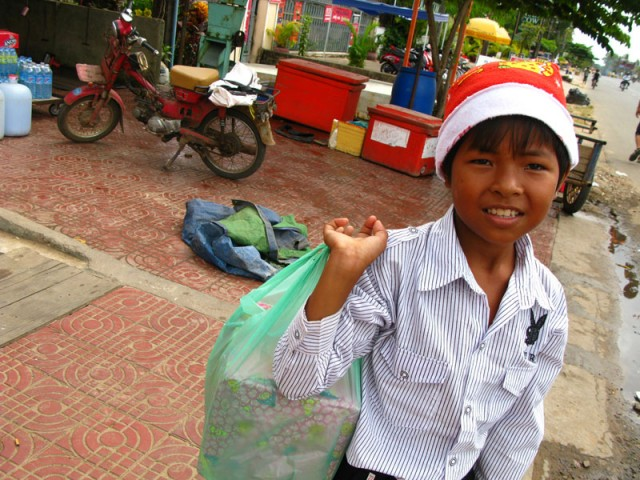 Рождество, панимаешь