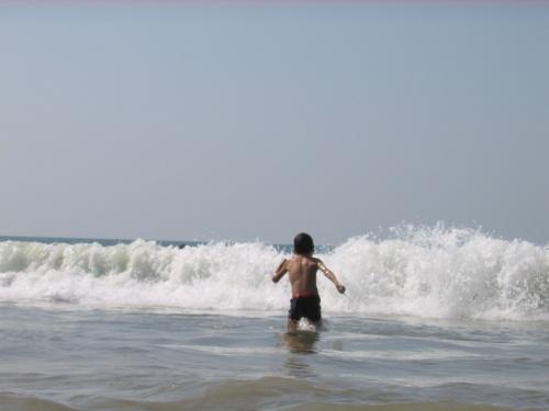 Волна идет!