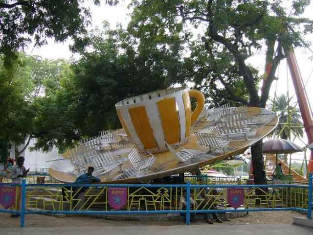 Каруселька ахмедабадская