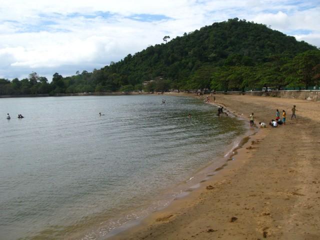 Пляж в Кепе