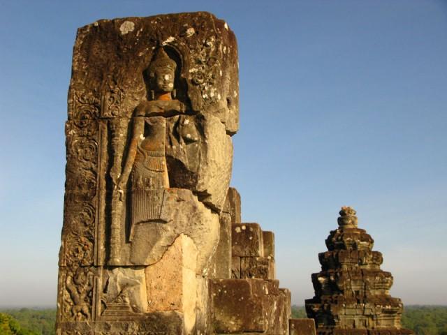 Еще немного Ангкора