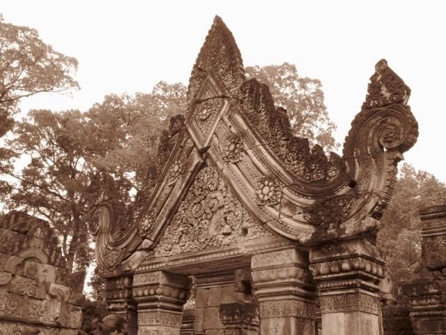 Бантеай Среи, Камбоджа