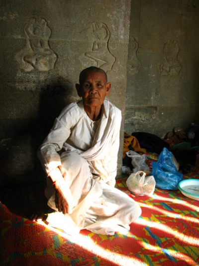 Бабушка-священница