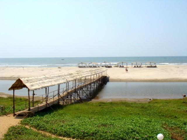 пляж Мадрем