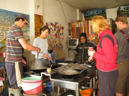 Кулинарные курсы в Смокин Поте
