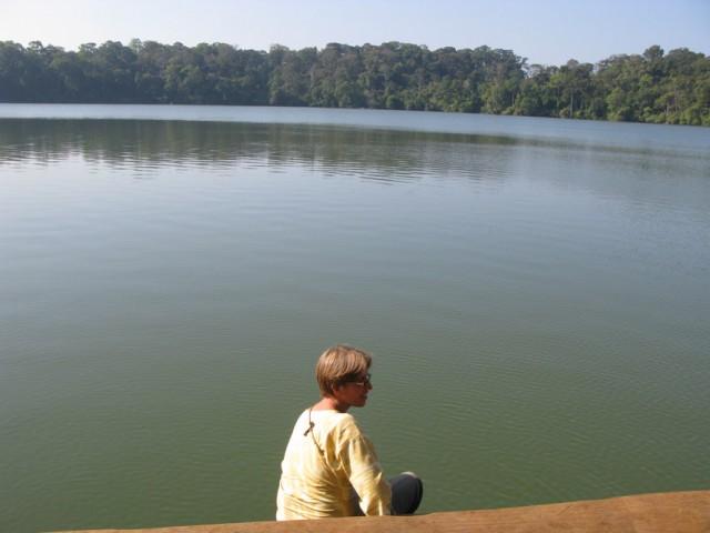 Озеро Йеак Лаом, Камбоджа