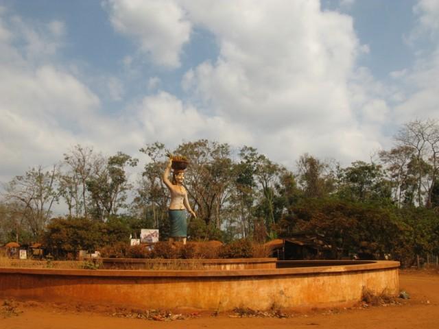 Памятник нац. меньшинствам