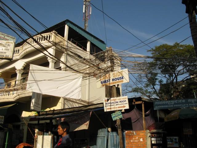 Лейк-сайд, Пном Пень, Камбоджа