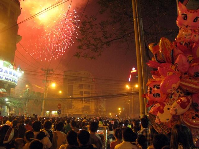 С Новым годом, Сайгон!