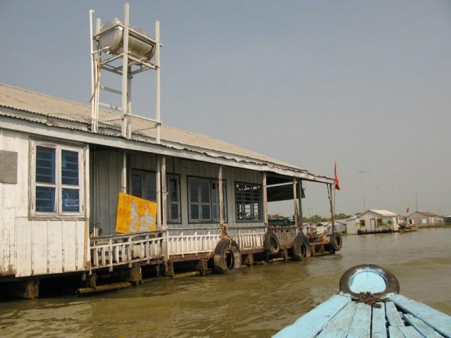 Дом-рыбоферма