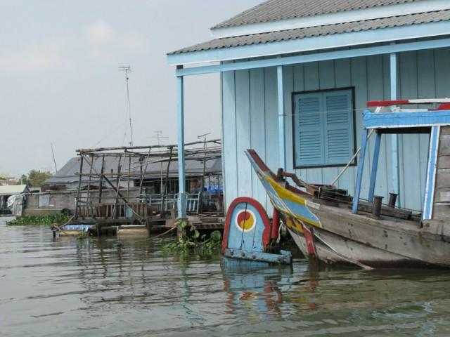 В дельте Меконга, Вьетнам