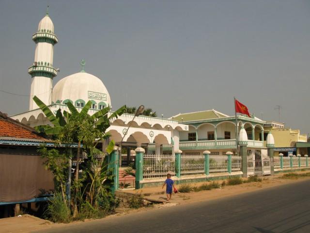 Чамская мечеть