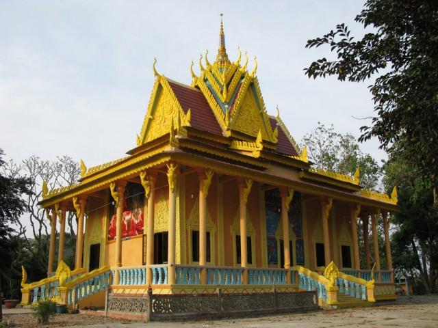 Буддистский привет из Камбоджи