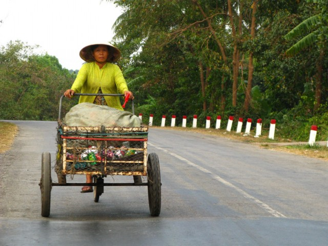 Хон Чонг и окрестности, Вьетнам
