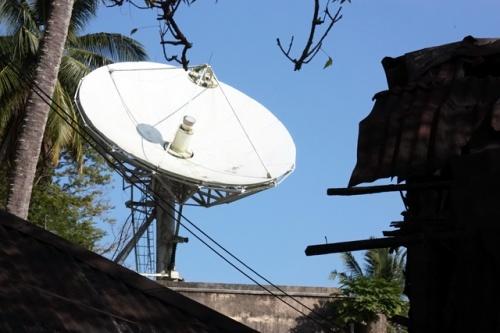 Коллективная ТВ-антенна