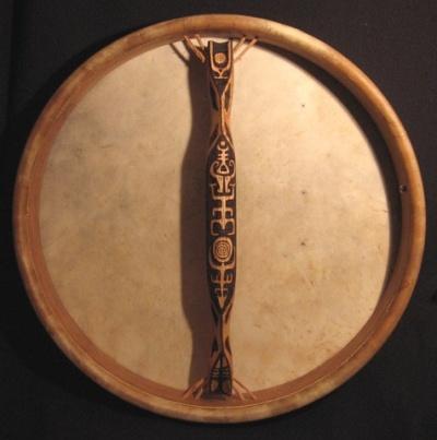 шаманский барабан