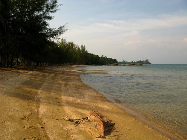 Тот самый пляж