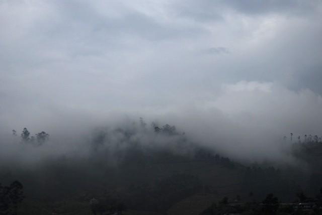 облаком укрыло