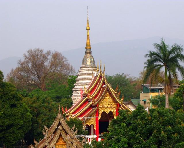 Чианг Май. Таиланд