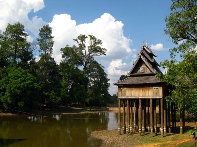 Монастырь Wat Jan Tak Sa Po