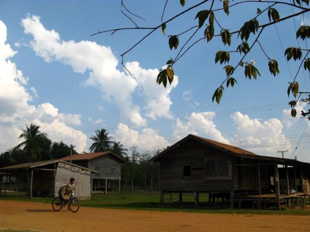 Тихий Лаос